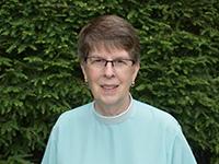 Reverend Barbara Thrall